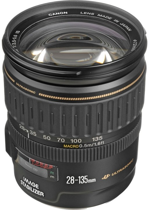 Canon EF 28-135mm f/3,5-5,6 USM IS
