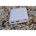 Anker Powerbanka PowerCore 10400mAh externí baterie, bílá