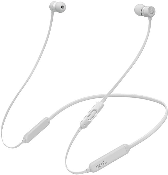 BeatsX, matně stříbrná