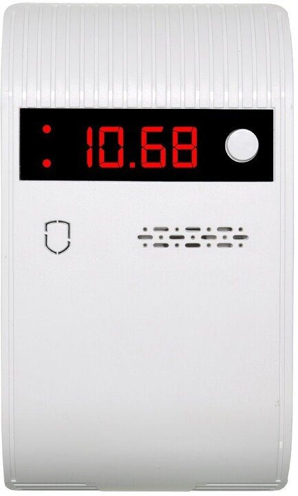 EVOLVEO Salvarix, bezdrátový/autonomní detektor hořlavých plynů