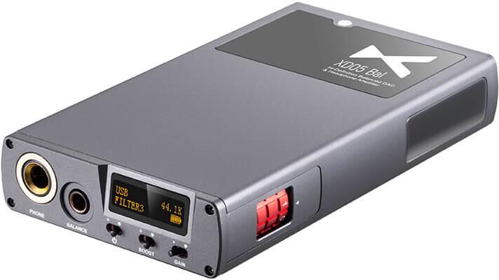 xDuoo XA-05Bal, sluchátkový zesilovač