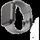 U by UAG silikonový řemínek pro Apple Watch, 38/40mm, šedá