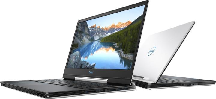 Dell G5 15 Gaming (5590), bílá