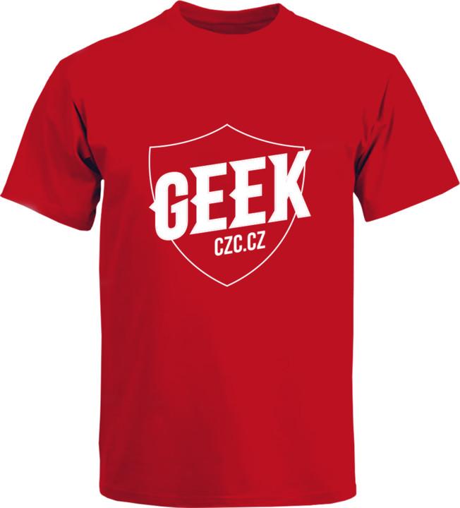 Bonus tričko GEEK pánské, XL