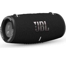 JBL Xtreme 3, černá O2 TV Sport Pack na 3 měsíce (max. 1x na objednávku)