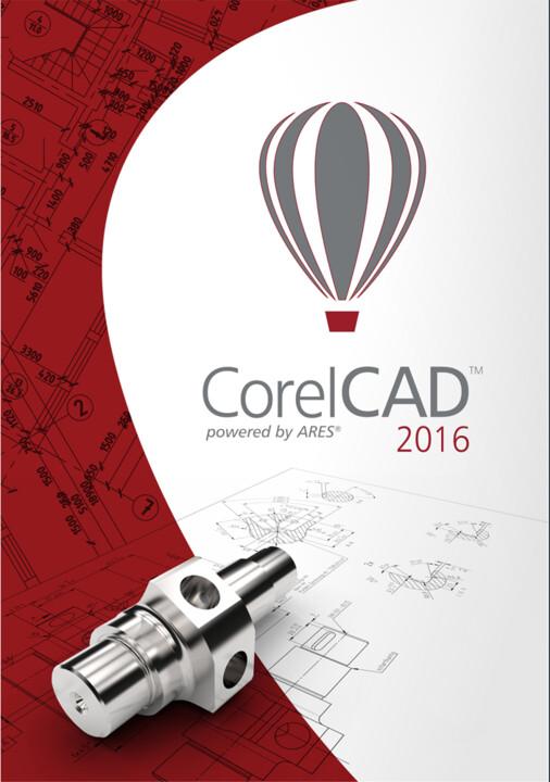 CorelCAD 2016 Classroom 15+1