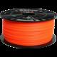 Plasty Mladeč tisková struna (filament), ABS, 1,75mm, 1kg, oranžová