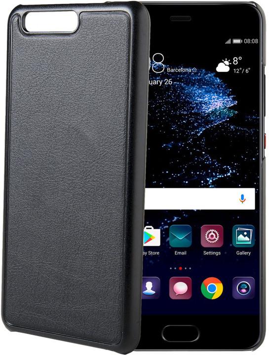 CELLY GHOSTCOVER Zadní magnetický kryt pro Huawei P10, kompatibilní s GHOST držáky, černý