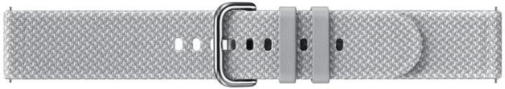 Samsung výměnný pásek pro Watch Active 2, šedá