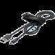 Tribe DC Movie Batman Micro USB kabel (120cm) - Černý