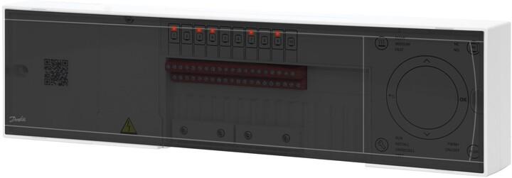 Danfoss Icon řídící regulátor, 24 V, 10 výstupů
