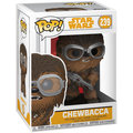 Funko POP! Bobble-Head Star Wars - Chewbacca with Goggles