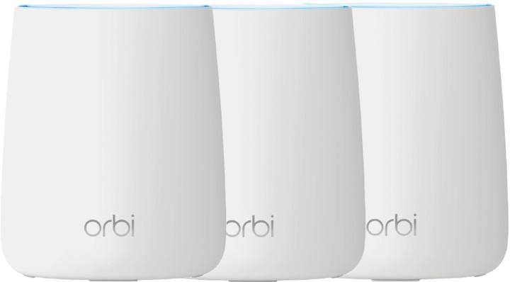 NETGEAR Orbi Micro router + 2x Satellite (RBK23)