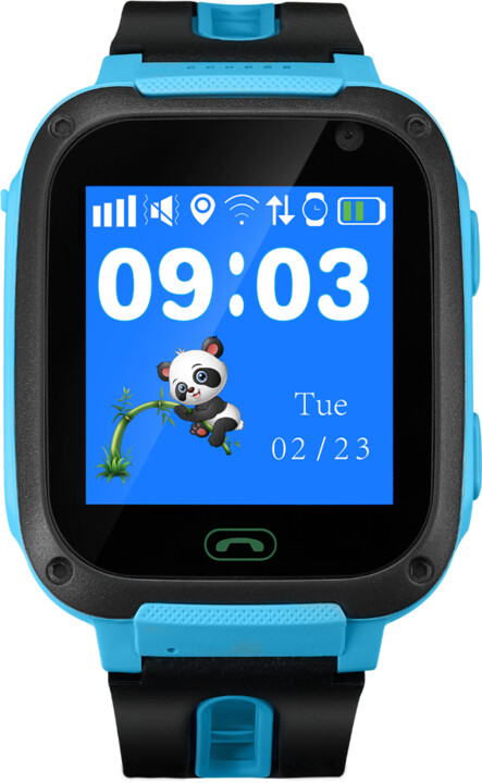 "CANYON ""Sammy"" Kids Watch, Blue"