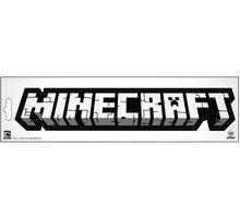 Samolepka - Minecraft logo - 840285127302