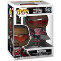 Figurka Funko POP! The Falcon and The Winter Soldier - Falcon (Flying pose)