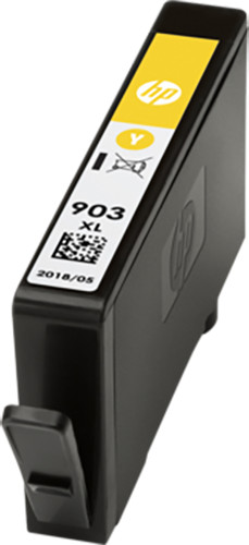 HP T6M11AE, náplň č.903 XL, žlutá
