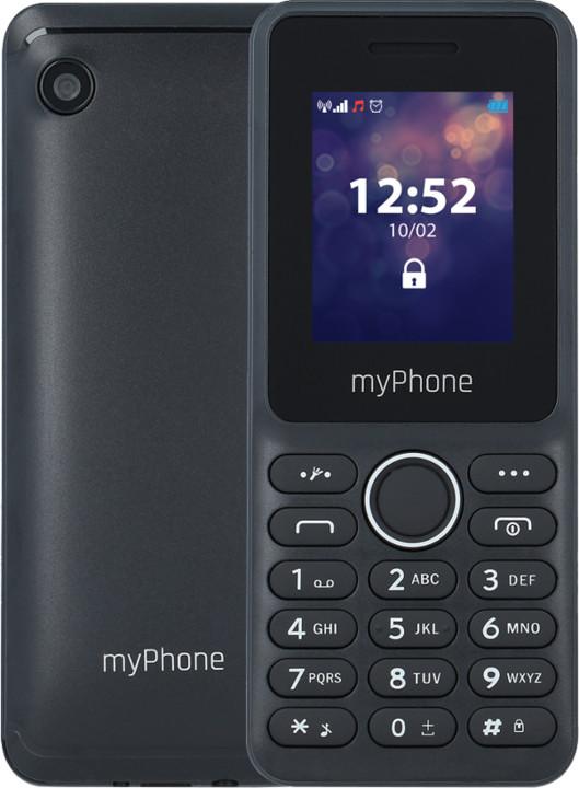 myPhone 3320, černá