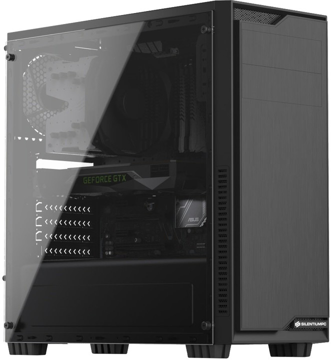 CZC konfigurovatelné PC GAMING - Core i3 (Coffee Lake)