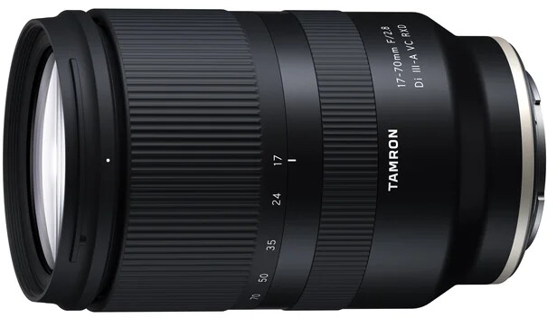 Tamron 17-70mm F/2.8 Di III-a RXD pro Sony E