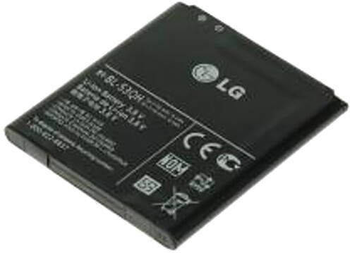 LG BL-53QH pro P880 Li-ion 3,7V 2150mAh, Bulk