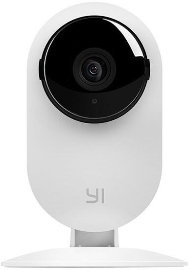 YI Home IP 720p Camera, bílá