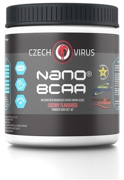Nano BCAA - Třešeň, 500g
