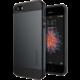 Spigen Slim Armor kryt pro iPhone SE/5s/5, metal slate  + Voucher až na 3 měsíce HBO GO jako dárek (max 1 ks na objednávku)
