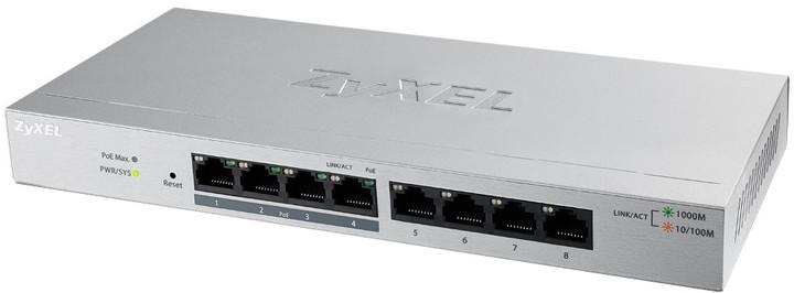 Zyxel GS1200-8HP