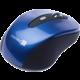 CONNECT IT bezdrátová optická myš V1, modrá