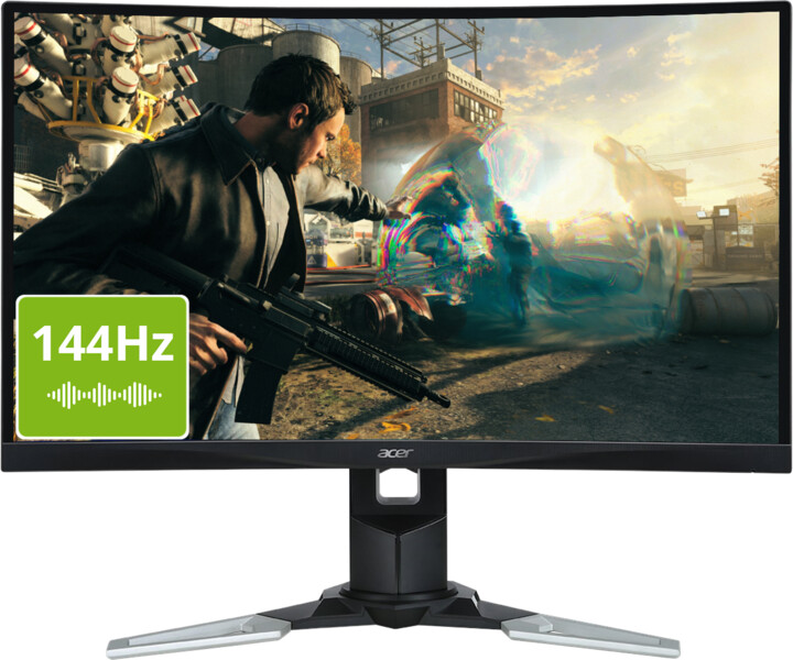 Acer XZ271Abmiiphzx Gaming - LED monitor 27""