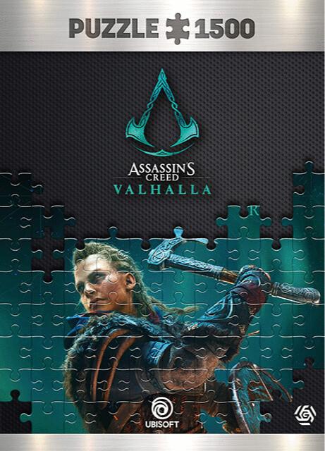 Puzzle Assassins Creed: Valhalla - Eivor Female (Good Loot)
