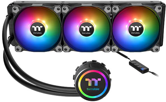 Thermaltake Water 3.0 ARGB Water Cooling Kit (360mm)