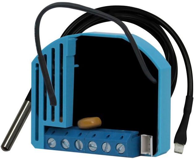 QUBINO PWM termostat vytápění/ chlazení, zabudovatelný, Z-Wave plus