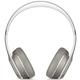 Beats Solo2, Luxe Edition, stříbrná