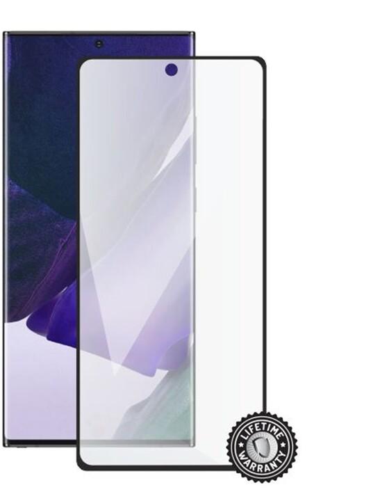 Screenshield ochrana displeje Tempered Glass pro Samsung Galaxy note 20, Full Cover, černá