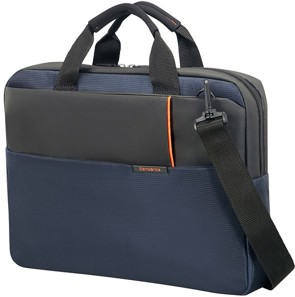 Samsonite QIBYTE LAPTOP BAG 14.1'' BLUE