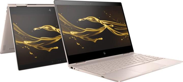 HP Spectre x360 (13-ae009nc), růžová
