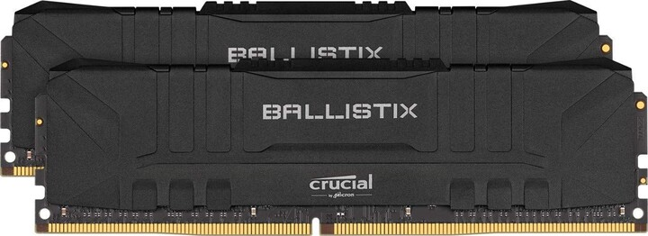 Crucial Ballistix Black 64GB (2x32GB) DDR4 3200 CL16