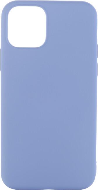 EPICO silikonový kryt CANDY pro iPhone 11 Pro Max, modrá
