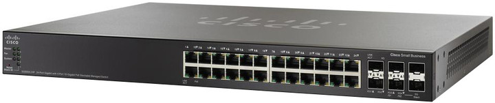Cisco switch SG500X-24P
