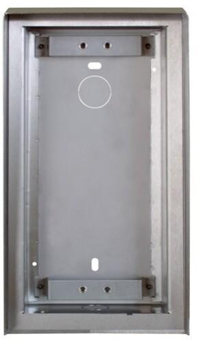 2N Vario, zápustná krabice se stříškou pro 1 modul
