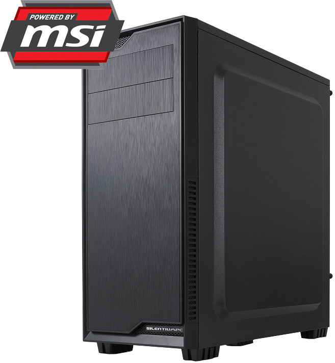 CZC PC GAMING KABY LAKE 1050 Ti powered by MSI I