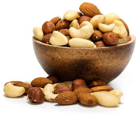 GRIZLY ořechy - směs jader, 500g