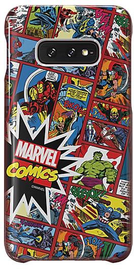 Samsung stylové pouzdro Marvel Comics pro Galaxy S10e