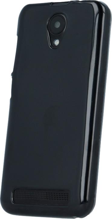 myPhone silikonové (TPU) pouzdro pro GO, černá