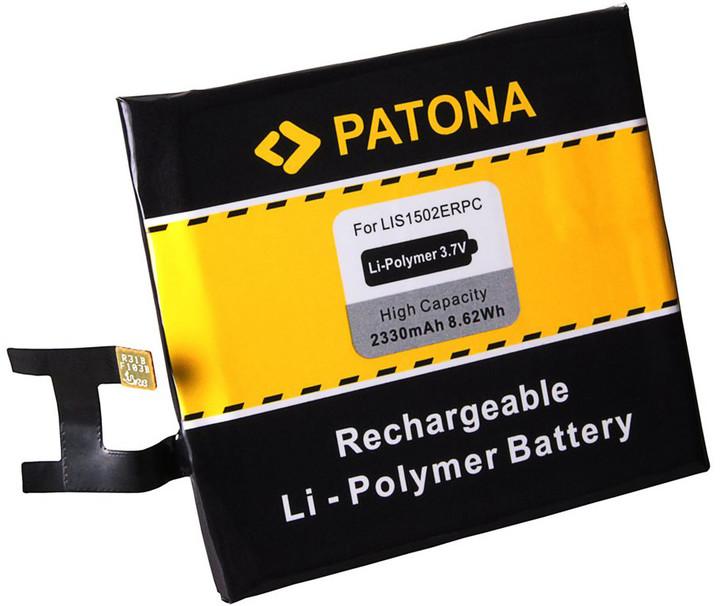 Patona baterie pro Sony Xperia Z LIS1502ERPC 2330mAh 3.7V Li-Ion