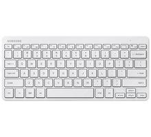 Samsung univerzální Bluetooth klávesnice EJ-BT230U, bílá
