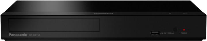 Panasonic DP-UB150EG-K, černá