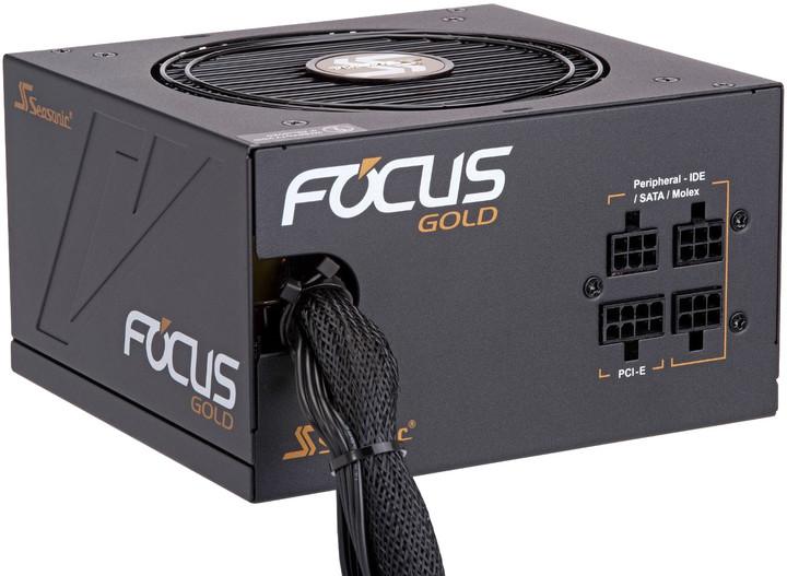 Seasonic Focus Gold - 450W